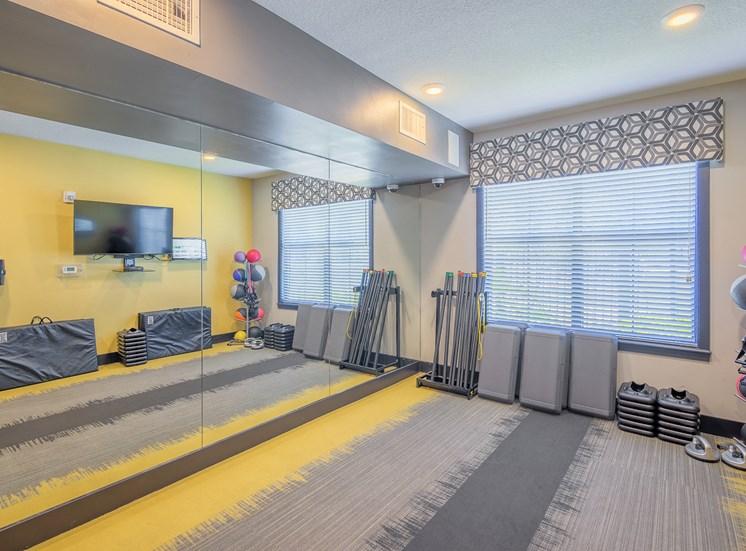 Bonterra Parc - Fitness center
