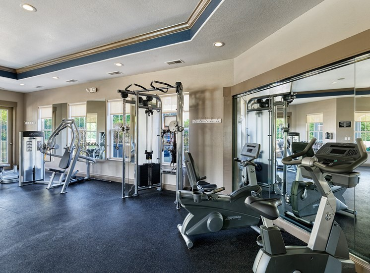 Lantern Woods Apartments - Fitness center