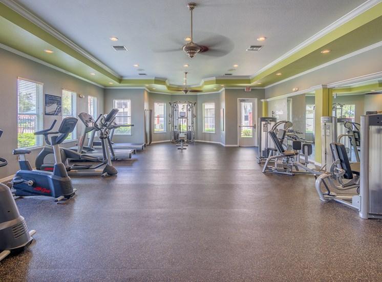 Asprey fitness center - cardio training