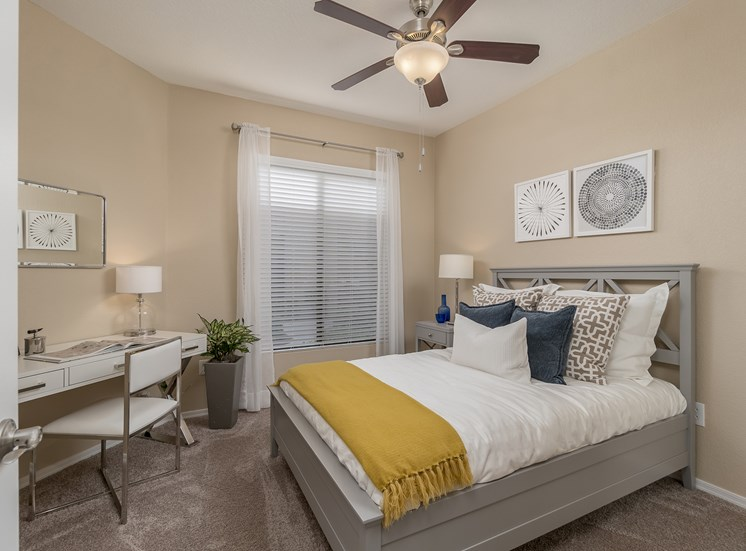 The Paragon at Kierland Apartments ceiling fans