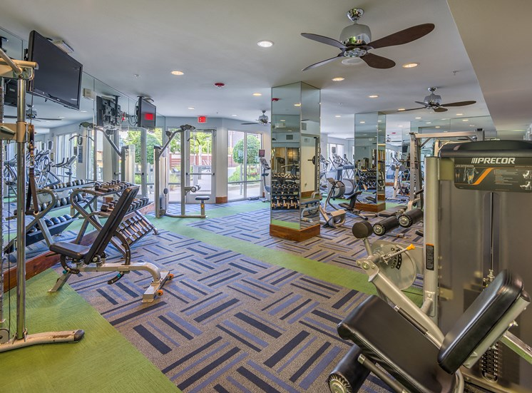 AVANT on Market Center - Fully equipped athletic center