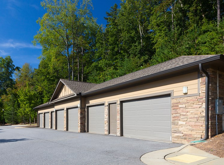 The Oaks at Johns Creek - Detached garages available
