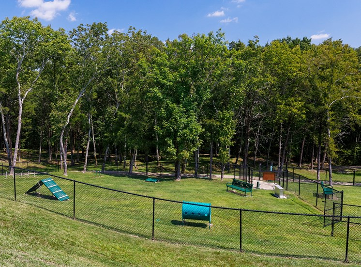 Glenbrook apartments - Gated bark park