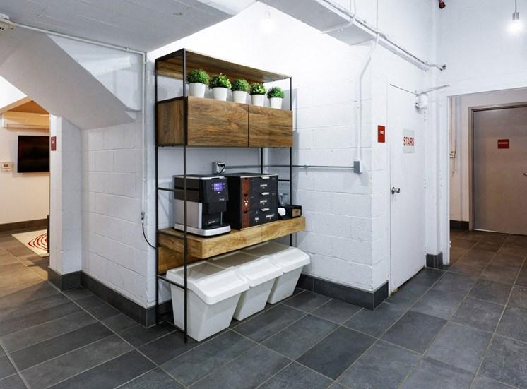 Quality Hill Towers - coffee bar