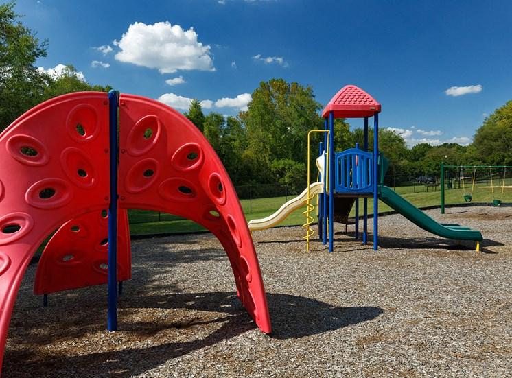 Arbor Hills Apartments playground