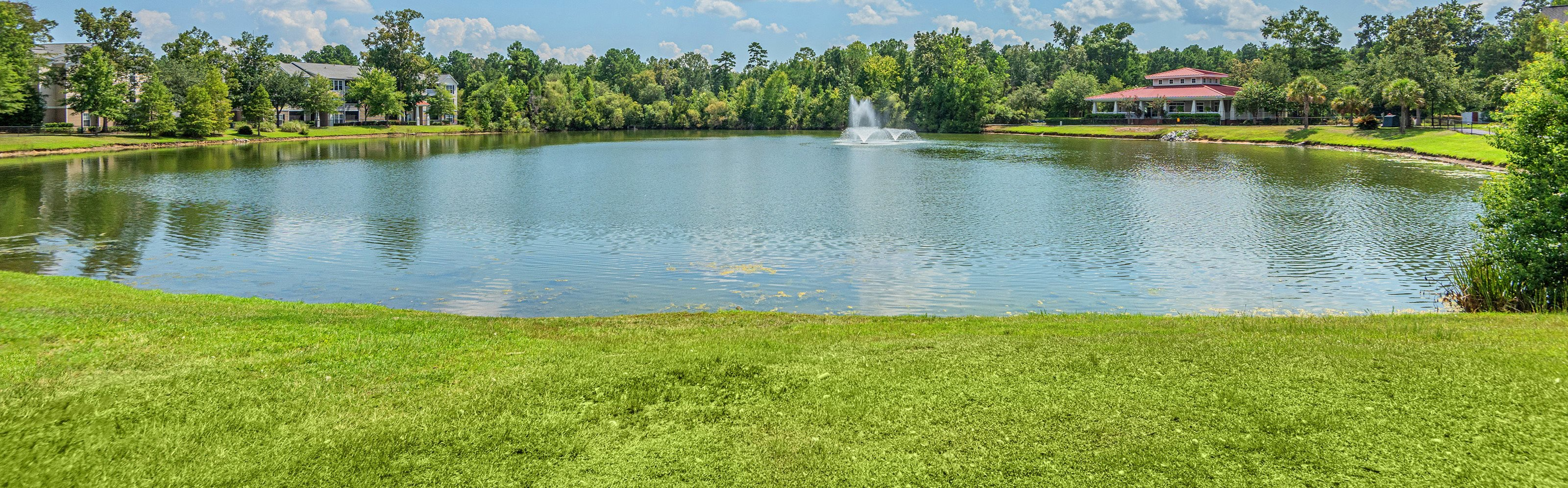 Reserve at Wescott Plantation lake views