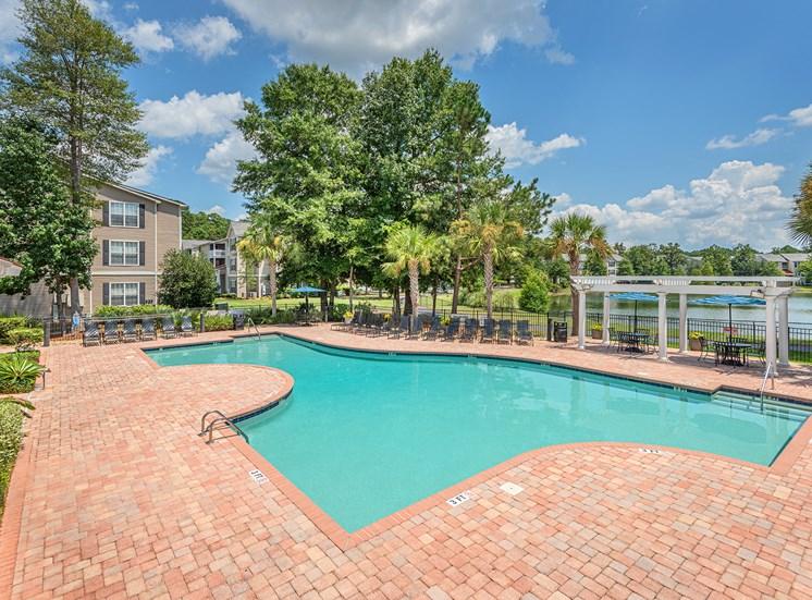 Reserve at Wescott Plantation resort-style swimming pool