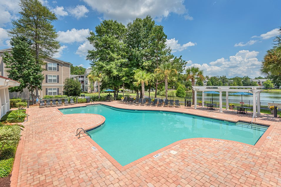 Reserve at Wescott Plantation pool