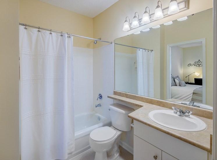 Reserve at Wescott Plantation bathroom interior