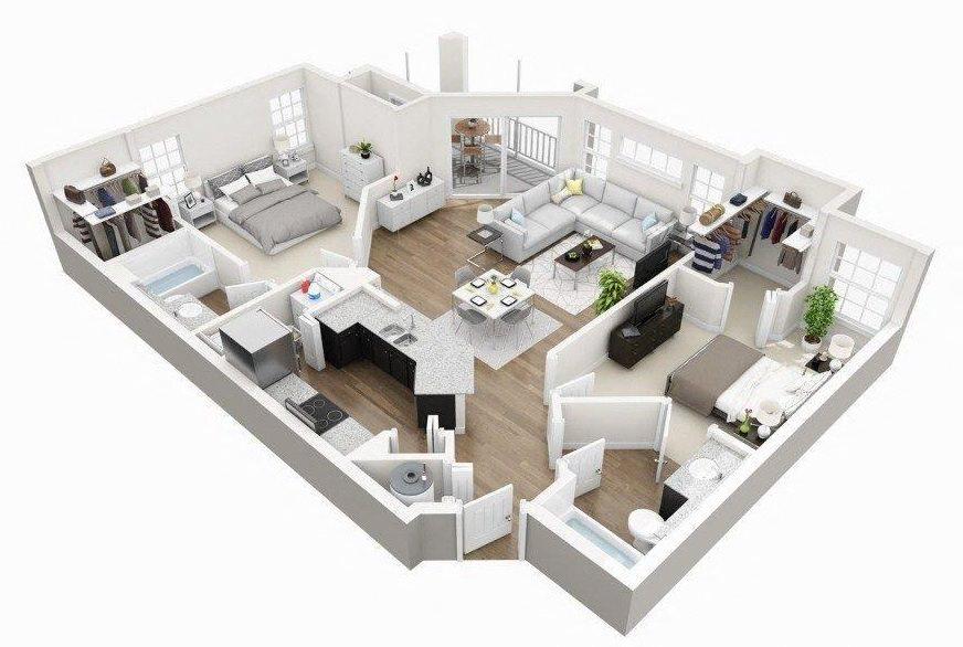 B2B Floor Plan 4