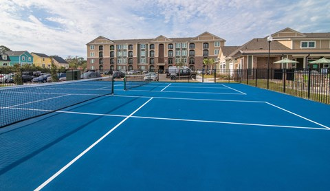 Seapath at 67th Tennis Courts