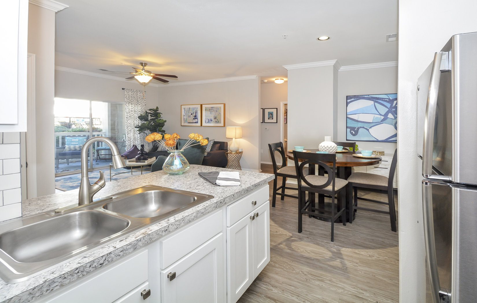 Fully equipped Kitchen | Addison Park in Charlotte, NC