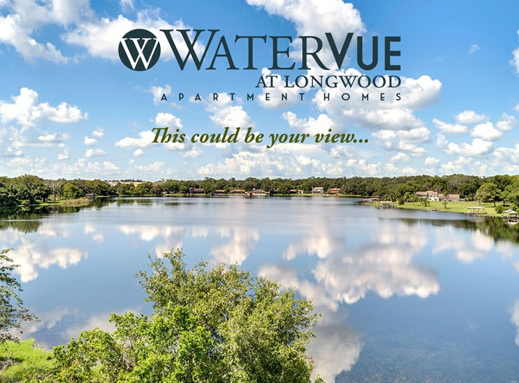 WaterVue at Longwood Apartments for rent in Longwood, FL. Make this community your new home or visit other Concord Rents communities at ConcordRents.com. This could be your view