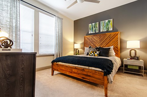 Parkstone at Knightdale Bedroom