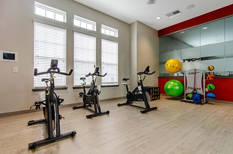 Parkstone at Knightdale Cardio Room
