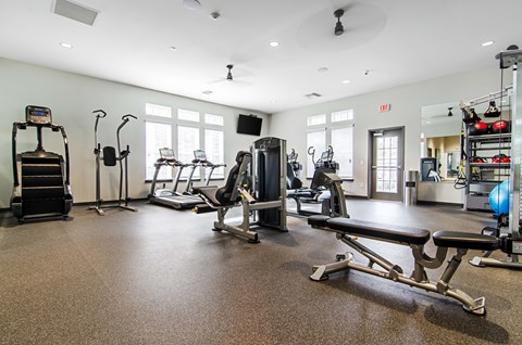 Parkstone at Knightdale Fitness Center