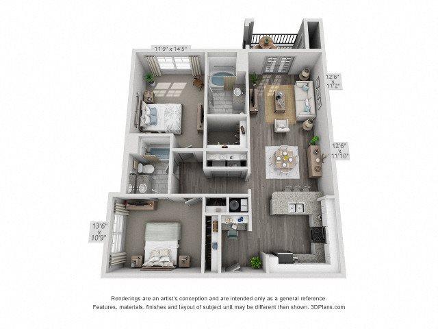 Birch Floor Plan 2