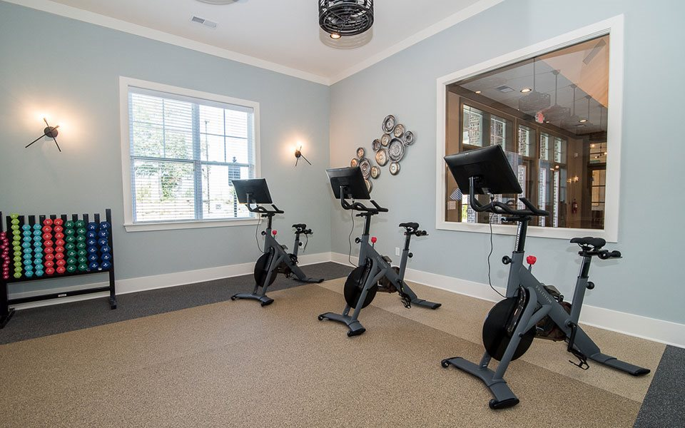 Fitness Center at Millis and Main at Grandover, Jamestown, NC