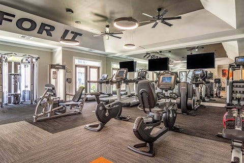 Meridian at Ten Ten Fitness Center