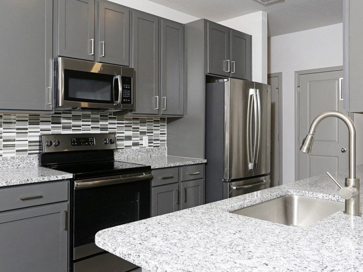 Axis West Additional Kitchen Layouts Available