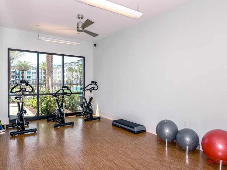 Axis West Spin and Yoga Studio