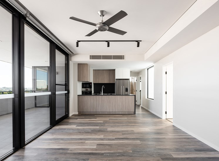 Element 27 - Ceiling fans in the bedrooms and lounge rooms