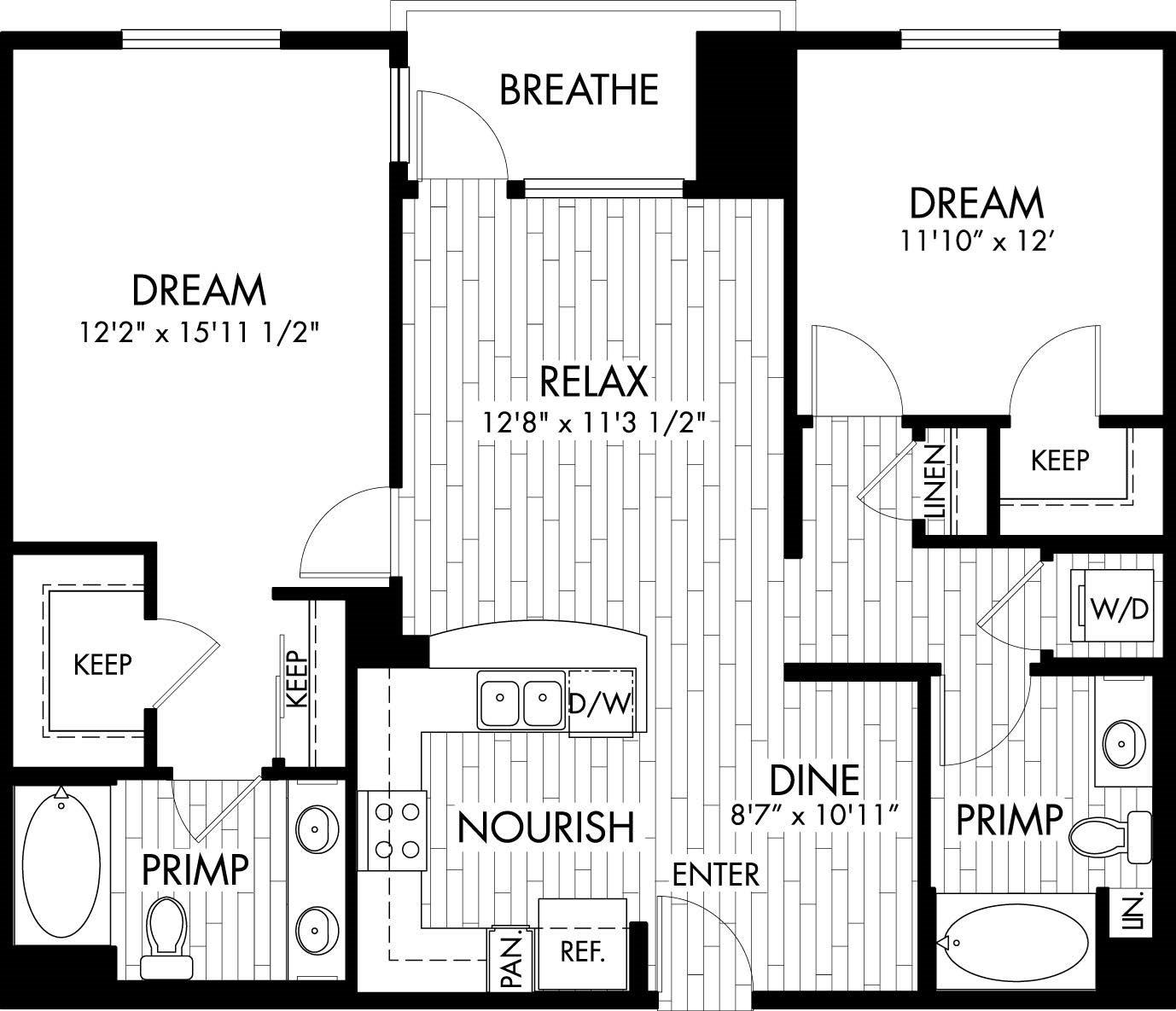 2A Floor Plan 8