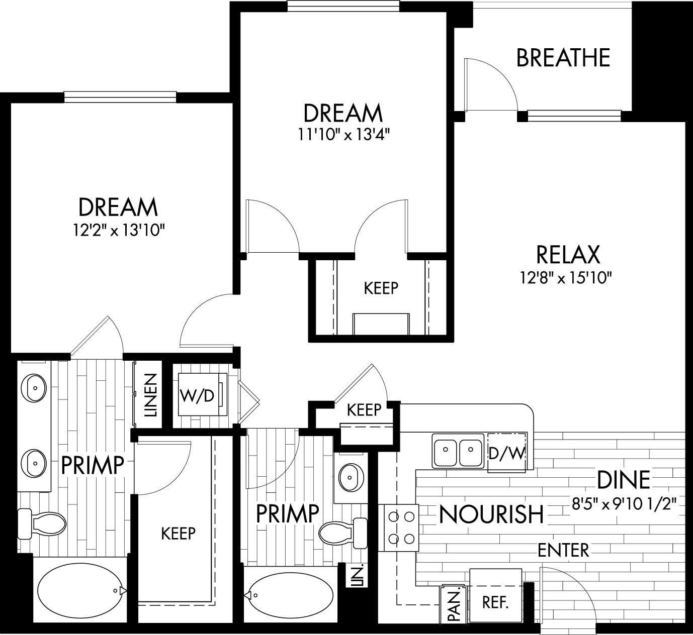 2C Floor Plan 10
