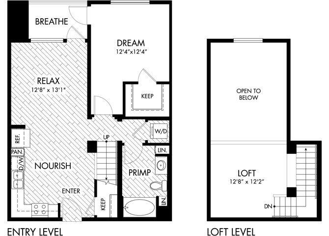 1DL Floor Plan 7
