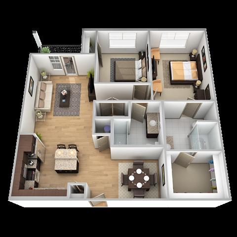 Sherwood Floor Plan 2
