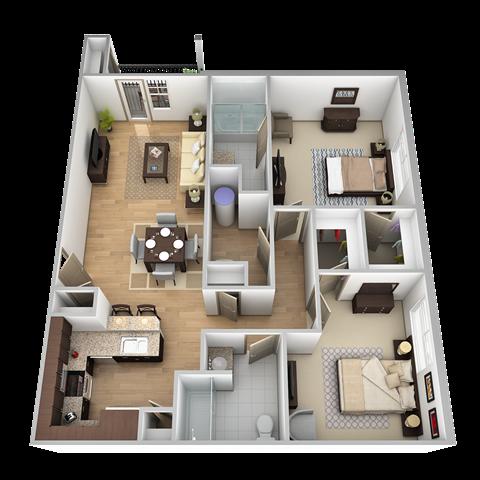 Prentice Floor Plan 3