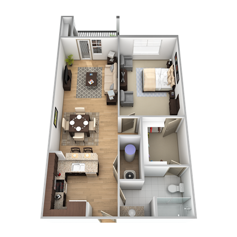 Ansley *BRAND NEW* Floor Plan 5