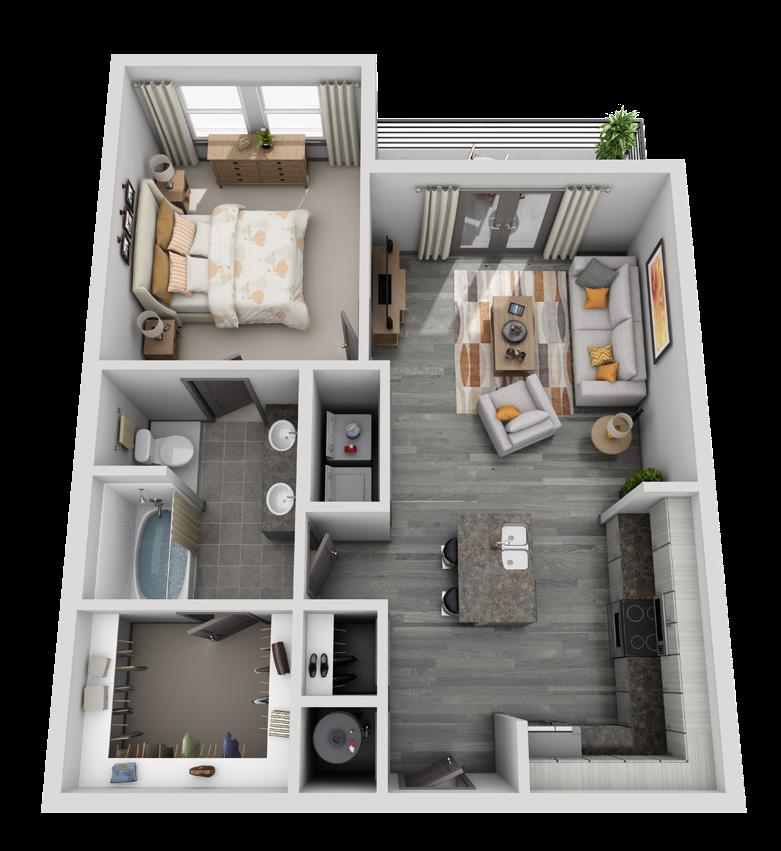A1C Floor Plan 2