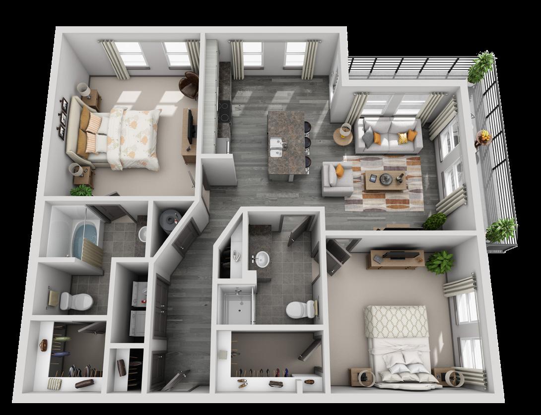 B2E Floor Plan 8