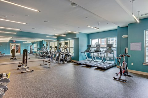 The Linden Fitness Center