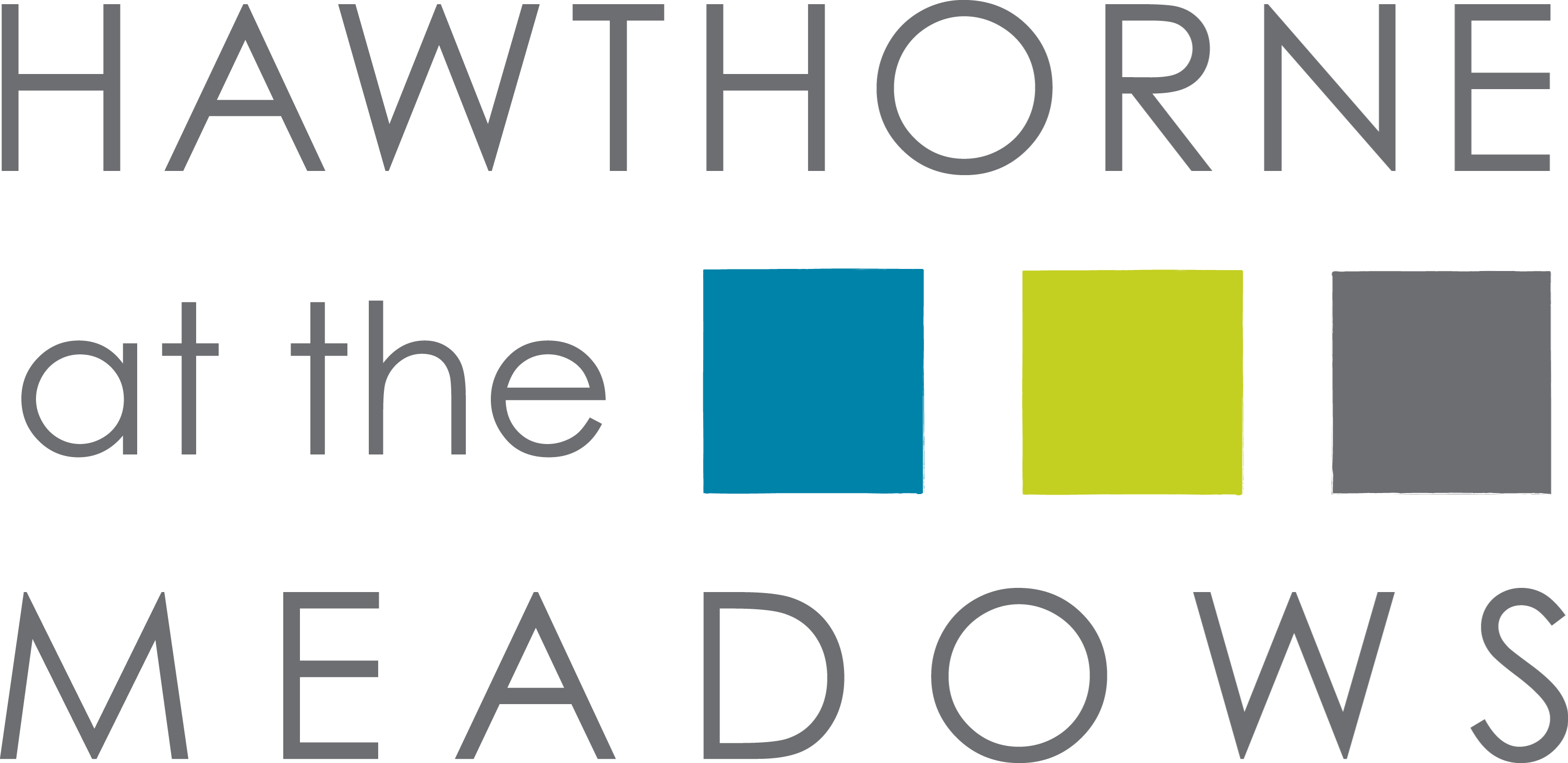 Hawthorne at the Meadows Property Logo 47