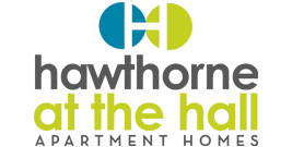 Hawthorne at the Hall Property Logo 0