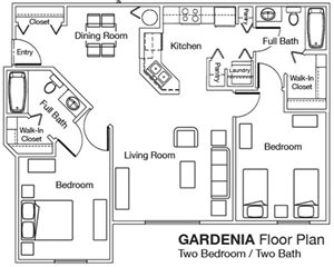 Whispering Pines 2x2 Floor Plan