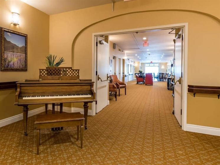 Music Activities for Enjoyment at St. Andrews Memory Care, Oregon
